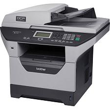 Dcp-8080dn Laser Multi-Function Copier With Duplex Printing And Networking (Refurbished)