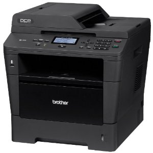 DCP-8110DN Wireless Monochrome Printer with Scanner and Copier