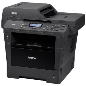 DCP-8150DN Monochrome Printer with Scanner and Copier