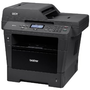 DCP8155DN Wireless Monochrome Printer with Scanner and Copier