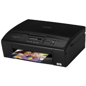 DCP-J140w Wireless Compact Inkjet All-in-One Printer