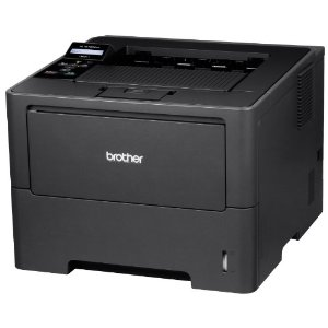 HL6180DW Wireless Monochrome Laser Printer