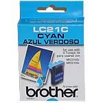 Brother Lc21c Cyan Ink Cartridge...