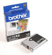 Lc51bk Innobella Black Ink Cartridge (Yield: 500 Pages)