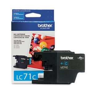 LC71 Cyan Standard Yield Ink Cartridge