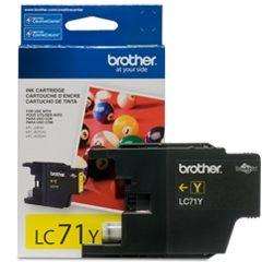 LC71 Yellow Standard Yield Ink Cartridge