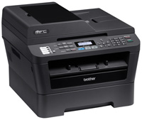 MFC-7860DW Laser All-in-One with Wireless Networking and Duplex Printing