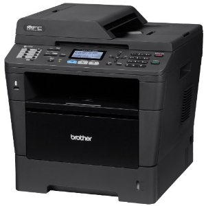 MFC8510DN Wireless Monochrome Printer with Scanner, Copier and Fax