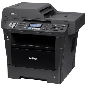 MFC8910DW Wireless Monochrome Printer with Scanner, Copier and Fax
