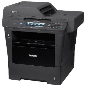 MFC8950DW Wireless Monochrome Printer with Scanner, Copier and Fax