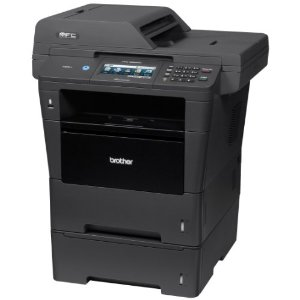 MFC8950DWT Wireless Monochrome Printer with Scanner, Copier and Fax