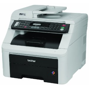 MFC-9125cn Digital Color All-in-One with Fax & Networking