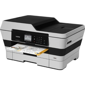 Printer MFC-J6720DW Wireless Color Printer with Scanner, Copier and Fax