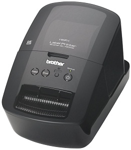 QL-720NW Professional, High-speed Label Printer with Built-in Ethernet and Wireless Networking
