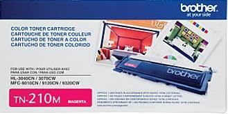 Tn210m Standard Magenta Toner Cartridge (Yield: 1,400 Pages)