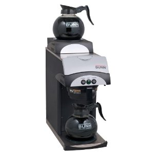 392 Gourmet Pourover Coffee Brewer with Two Warmers *FREE SHIPPING*
