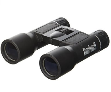 8x21 PowerView Roof Prism Binoculars