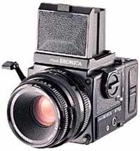 Etrsi Body W/ 120 Back/75 2.8 Lens/Waist Level Finder