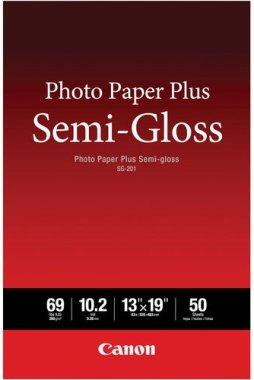 SG-201 Series 13x19 Semi-Gloss Photo Paper Plus (50 Sheets) *FREE SHIPPING*