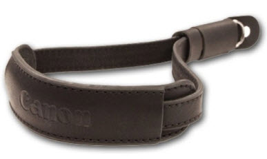 Wrist Strap for Canon G Series Cameras - Black *FREE SHIPPING*