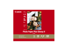 Photo Paper Plus Glossy II 4x6 400 Sheets - Vivid Colors With A High-Quality Finish.