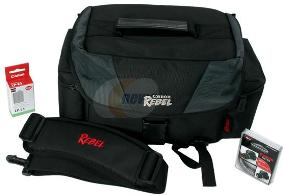 Starter Kit For EOS Rebel Xsi Digital SLR