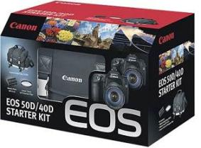 Starter Kit For EOS 40D & 50D DSLR Cameras