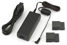 ACK-DC20 Ac Adapter Kit For PowerShot G7, G9 & Rebel Xt/Xti Digital Cameras