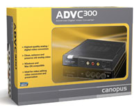 Advc-300 Bi-Directional Dv To Analog Converter W/ Component Video Output And Advanced Image Enhancement