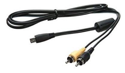 AVC-DC400 A/V Cable For Select PowerShot Digital Cameras *FREE SHIPPING*