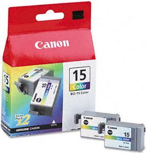 BCI-15 Color Ink Cartridge