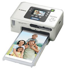 Selphy Cp-730 Compact Photo Printer Kit