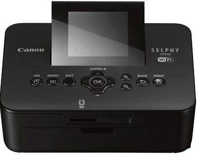 SELPHY CP910 Compact Photo Printer - Black *FREE SHIPPING*