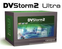 Dv Storm2 Ultra, Real-Time Dv Editing System With Storm Bay, Adobe Premiere Pro, Encore And Audition