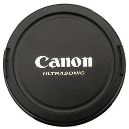 E-58U Snap On Front Lens Cap