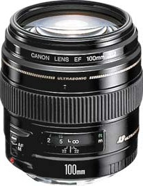 EF 100/2.0 USM Telephoto Lens (52mm) *FREE SHIPPING*