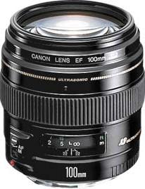 EF 100/2.0 USM Telephoto Lens (52mm) *FREE SHIPPING*