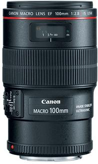 EF 100mm F/2.8L Macro IS USM Lens *FREE SHIPPING*