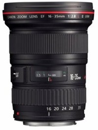 EF 16-35/2.8 L II USM  Super Wide Angle Zoom Lens (82mm) *FREE SHIPPING*