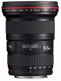 EF 16-35/2.8 L II USM  Super Wide Angle Zoom Lens (82mm) *FREE SHIPPING*