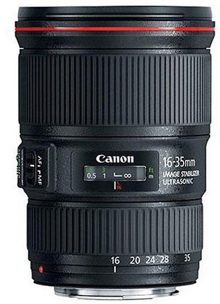 EF 16-35mm f/4L IS USM Lens (77mm) *FREE SHIPPING*