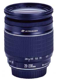 EF 28-200/3.5-5.6 USM  Wide Angle Telphoto Zoom Lens (72mm) *FREE SHIPPING*