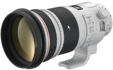 EF 300/2.8L IS II Image Stabilized USM  Telephoto Lens *FREE SHIPPING*