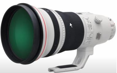 EF 400/2.8L IS II Image Stabilized  USM Telephoto Lens *FREE SHIPPING*