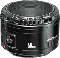 EF 50/1.8 II Standard Lens (52mm) *FREE SHIPPING*