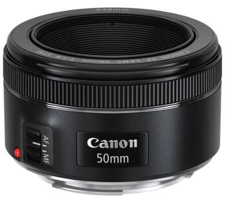 EF 50/1.8 STM Standard Lens (49mm) *FREE SHIPPING*