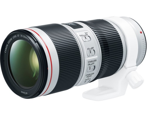 EF 70-200mm f/4L IS II USM Telephoto Zoom Lens *FREE SHIPPING*