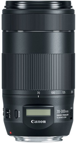 EF 70-300mm f/4-5.6 IS II USM Telephoto Zoom Lens *FREE SHIPPING*