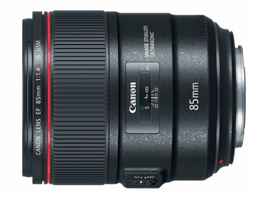 EF 85mm f/1.4L IS USM Lens *FREE SHIPPING*