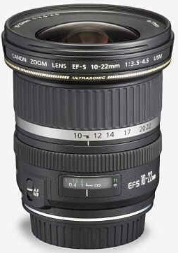 EF-S 10-22/3.5-4.5 USM  Digital Lens (77mm) *FREE SHIPPING*